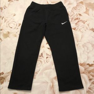 Nike Boys Sz S Straight Leg Sweats